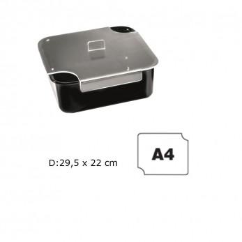 Καπάκι διάφανο Α4 29.5x22