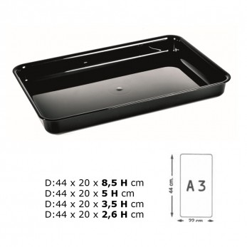 Display tray Α3 440x200