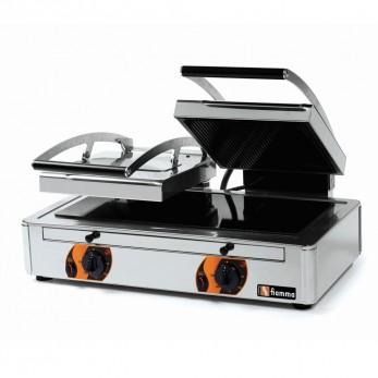 CG6 SSV Ηλεκτρική τοστιέρα και grill