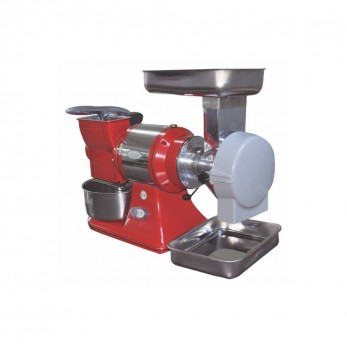 FAMA Cheese Processing machine red