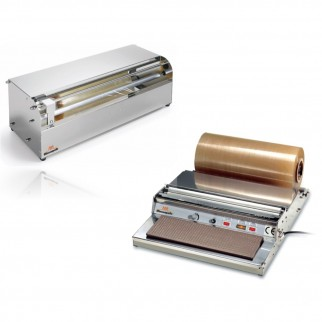 Wrap dispensers and Bag closers